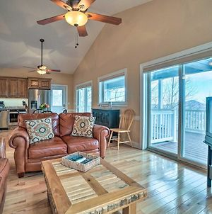 Lake-View Condo With Covered Deck In Hiawassee! photos Exterior