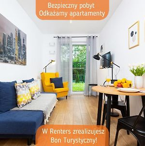 Apartments Warsaw Trocka By Renters photos Exterior