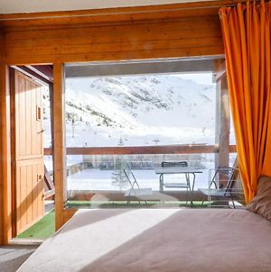 Studio In Arcs 2000 With Wonderful Mountain View And Balcony photos Exterior