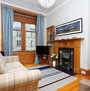Traditional Scottish Flat With Fireplace photos Exterior