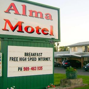 Alma Motel Alma photos Exterior