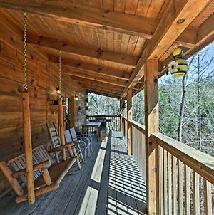 'A Honey Cove' Sevierville Cabin With Game Room! photos Exterior