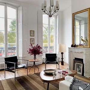 Luxury Apartment On The Seine, Best View Of Notre-Dame photos Exterior