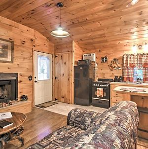 Cozy And Quiet Sevierville Studio With Deck And Fishing! photos Exterior