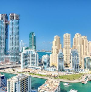 Two Bedroom Apartment In Dec Tower T2, Dubai Marina By Deluxe Holiday Homes photos Exterior
