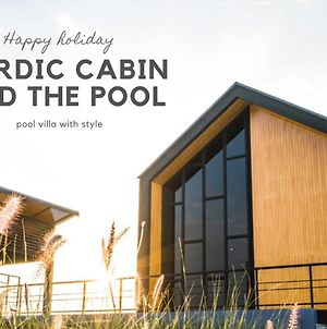 Nordic Cabin And The Pool photos Exterior