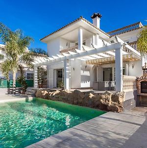 Delightful Villa Excellent Located 130M To Beach, 5Km To Airport, 4,5Km To Palma City Centre photos Exterior