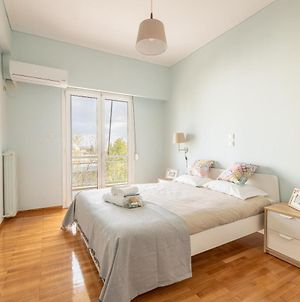 Perfect, Fully Equipped Apartment For Two, Very Close To Marousi Train Station photos Exterior