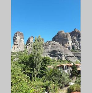 The House Under The Rocks Of Meteora photos Exterior