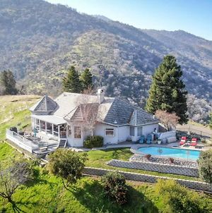 Sequoia Ridgetop Home - Breathtaking Views & Pool! photos Exterior