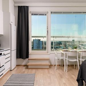 Uleabo Penthouse Studio With A Stunning View In Oulu! photos Exterior