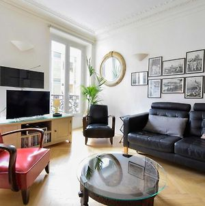 204340 - A Two-Room Apartment With Traditional Chic Style In The Marais photos Exterior