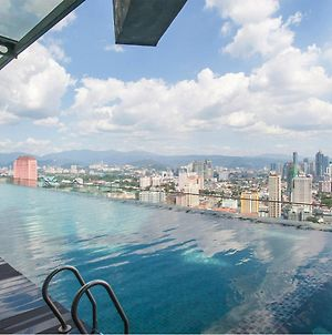 Instagrammable Sky Pool# 2 Bedroom 6 Pax Apartment Facing Klcc And Kl Tower# photos Exterior