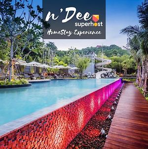 Unixx Your Oasis In Pattaya By N'Dee photos Exterior