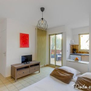 Fabulous 1 Bedroom With Pool, Tennis And Terrace - Dodo Et Tartine photos Exterior