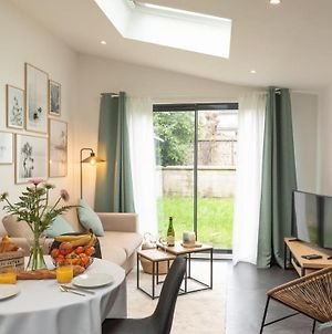 Le Nid Douillet : Superbe Appartement + Jardin Privatif photos Exterior