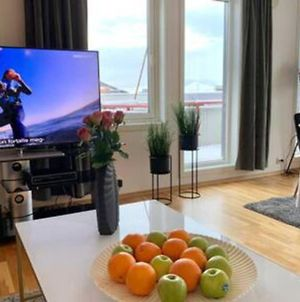 Luxury Penthouse Apartment, Best Location With Parking! Tromso photos Exterior
