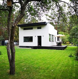 Exclusive New Vacation House In Pine Wood Close To The Sea & Lakes - Villa Gauja photos Exterior