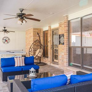 Beautiful Texas Ranch Style House With Games, Private Patio And Bbq Area photos Exterior