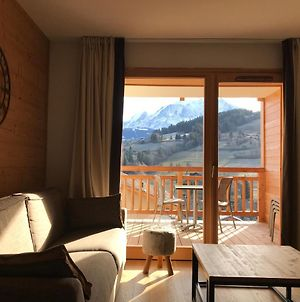 2 Bedroom Apartment With View Of Mont Blanc In Luxury Development photos Exterior