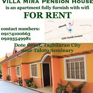 Villa Mira Pension House. Fully Furnished Family Apmt. photos Exterior