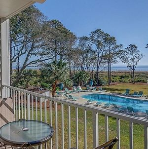 Direct Oceanfront Private Villa Overlooking Pool/Beach - South Forest Beach - Right Next To Coligny Plaza photos Exterior