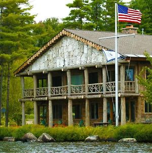 Parthenon - Adirondack Lake Side Home - Upper Saint Regis Lake photos Exterior