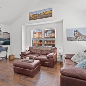 Radiant Heat + King Bed = Cozy Stay In Winter Park photos Exterior