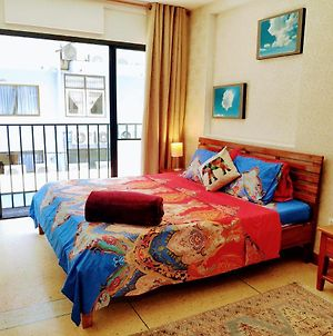 Studio With King Bed, Kitchen And Balcony photos Exterior