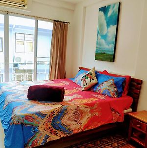 Quiet Studio With King Bed, Kitchen And Balcony photos Exterior