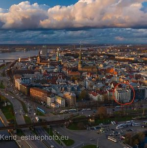 Kingsized Beds Full Apartment In Old Riga Center photos Exterior