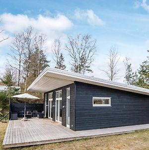 Holiday Home Knebel Xxx photos Exterior