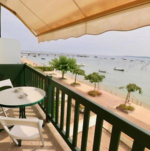 Comfortable, Renovated Studio In Top Cap Ferret Location, 1St Line With Bay View photos Exterior