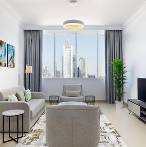 Premium Apt In The Heart Of The City With Burj Views photos Exterior