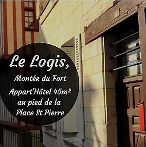 Le Logis, Au Coeur De La Ville A L'Ascension Du Chateau ! photos Exterior
