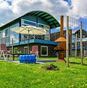 6Pers. Modern House Iris With A View Of The Lauwersmeer With 2 Terraces photos Exterior