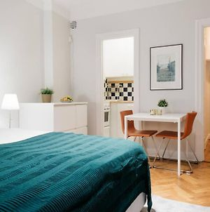 Completely Refurbished Flat In Sthlm'S Prime Area photos Exterior