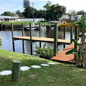 Clean Sanitized River Front Home In Port St Lucie photos Exterior