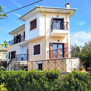 Pelion-Seaside Luxury House With Parking photos Exterior