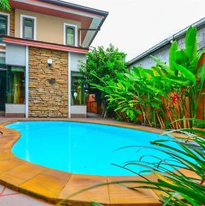 68Patong Pool Villa Walking Distance To Jungceylon 24-Hour Security Zone In The Core Area 3-Bedroom Hardcover Villa Newly Renovated 24H Housekeeper photos Exterior