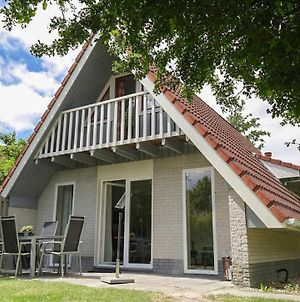 Heide 6Pers Waterfront House At A Typical Dutch Canal, By The Lauwersmeer photos Exterior