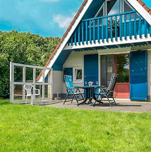 Van Der Boon 6 Pers Equipped House In A Quiet Park Near The National Park Lauwersmeer photos Exterior