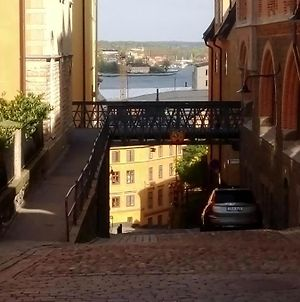 Apt In The Top Location In Stockholm. Sodermalm. City View, Huge Balcony And Close To Everything. photos Exterior