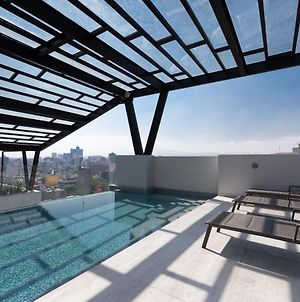 Roma Norte Infinity Pool Rooftop 5 Stars photos Exterior
