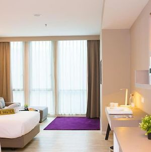 Wifi/Astro Hotel King Suites Near Mrt/1U 4 Star photos Exterior
