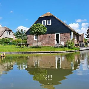 Water & Meadow Cottage In Central Holland photos Exterior