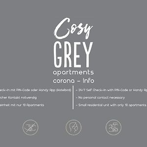 Cosy Grey Apartments photos Exterior