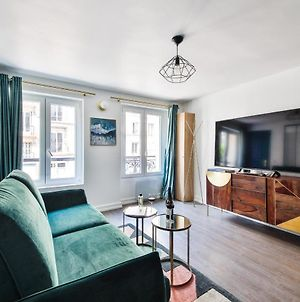 Sweet Home In Heart Of Paris Between Trains Stations-Eurostar -4Pers photos Exterior