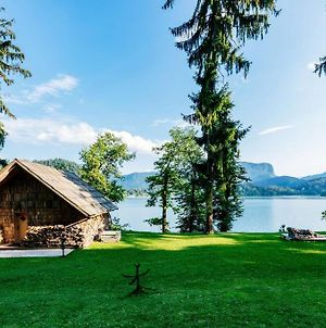 Private Beach House On Lake Bled photos Exterior