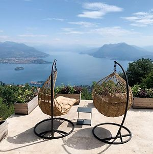 Private Luxury Spa-Retreat With Spectacular View Over The Lake Maggiore photos Exterior